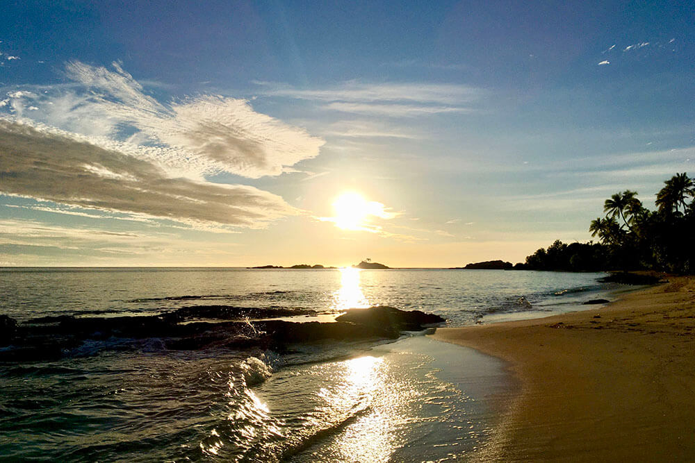 coconut-beach-resort-beach-nearly-sunset