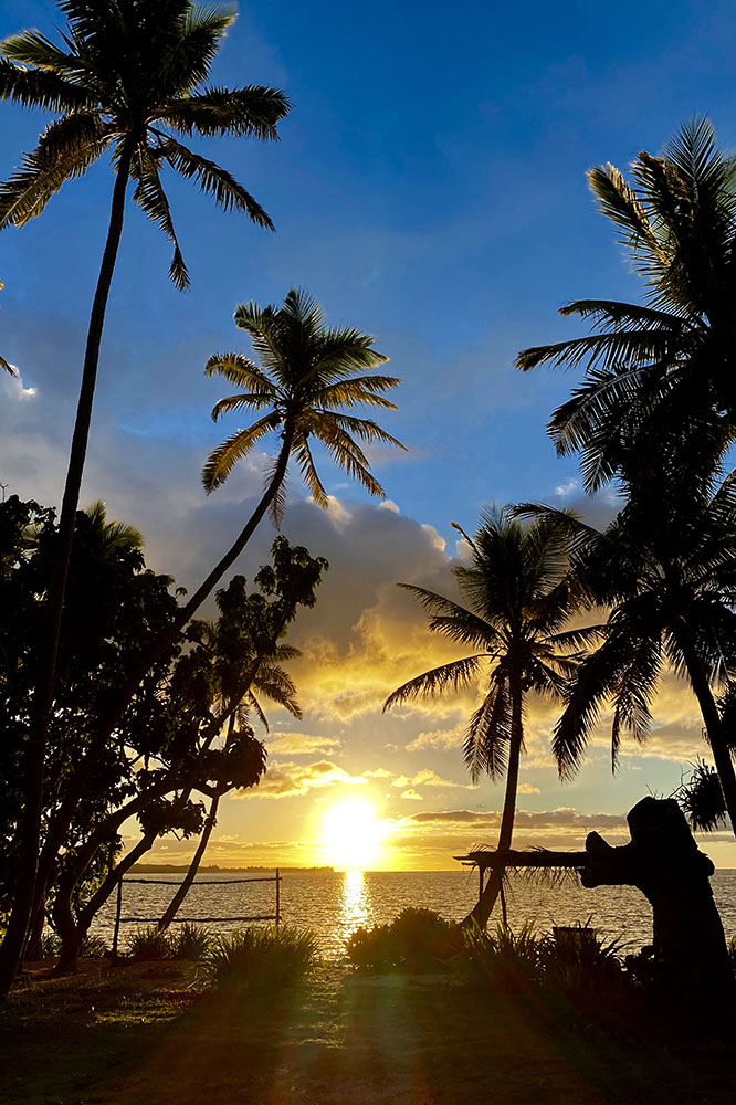 coconut-beach-resort-beach-setting-sun