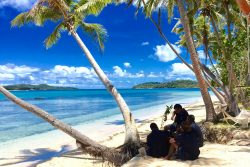 coconut-beach-resort-beach-singing