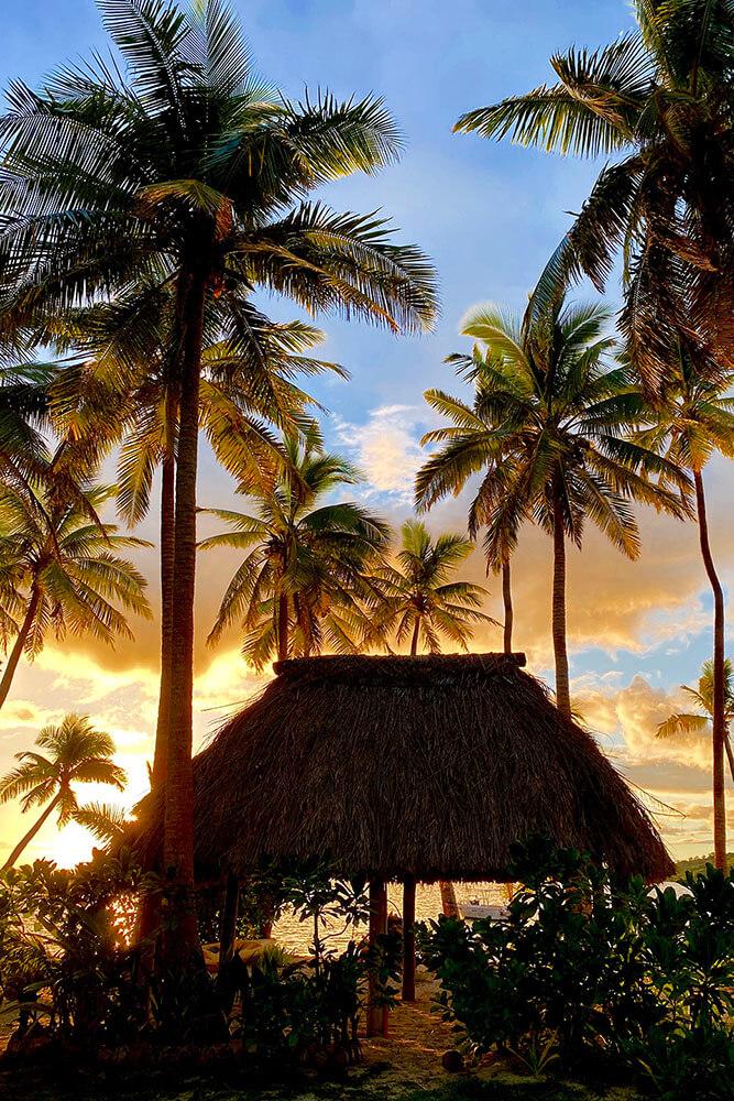 coconut-beach-resort-grounds-dusk