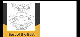 Travellers Choice awards - Coconut Beach Resort Fiji